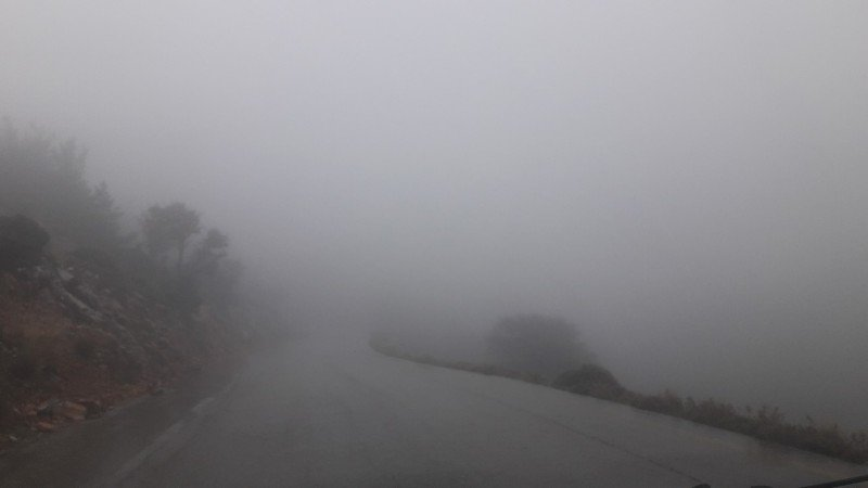 Χανιά: Σε αυτές τις ακραίες συνθήκες οδηγούν άνθρωποι! (φωτο)