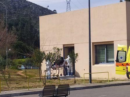 Ύποπτο κρούσμα κορωνοϊού στα Χανιά (φωτο)