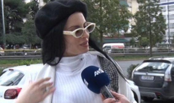 Η Δήμητρα Αλεξανδράκη απαντά για το My Style Rocks (video)