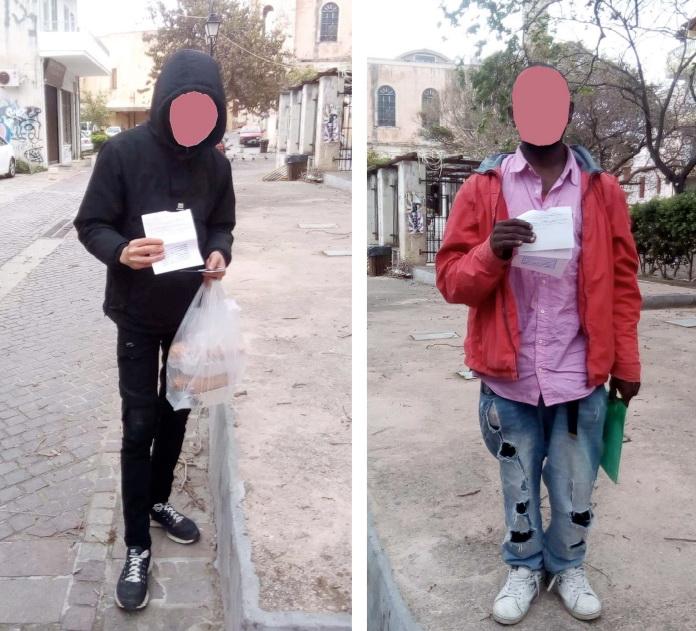 Χανιά: Δέκα πρόστιμα σε άστεγους για άσκοπες μετακινήσεις