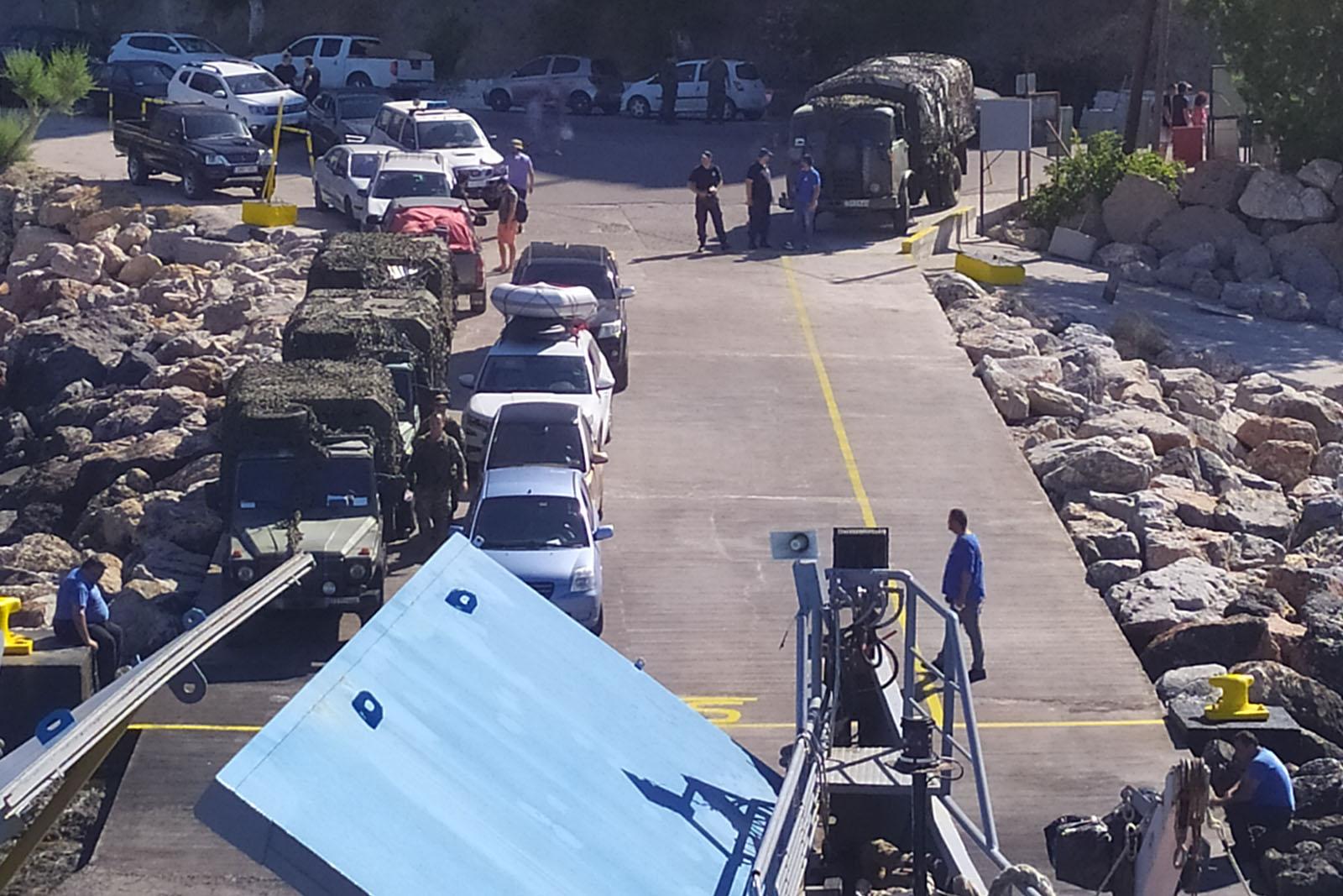 Χανιά: Γιατί έγινε απόβαση από στρατιωτικές δυνάμεις στη Γαύδο ...