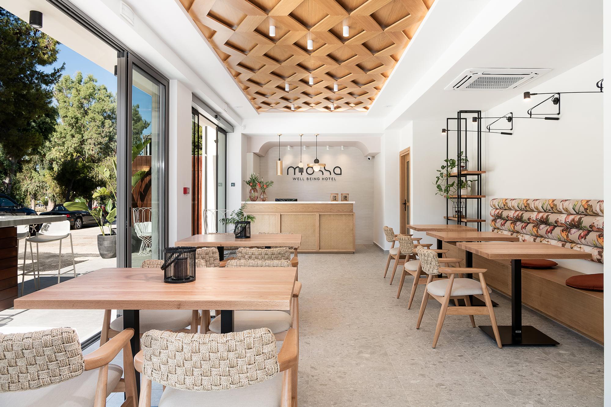 Mossa Well Being Hotel - Αγίους Αποστόλους, Χανιά