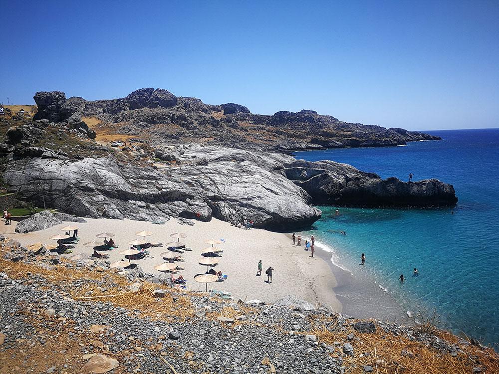 Πόσο καλά γνωρίζεις τις ψαγμένες παραλίες της Κρήτης (Quiz)