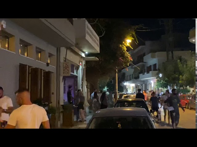 Χανιά: Μαγαζί που κλείνει στις 12 παίζει τον ύμνο του ΠΑΣΟΚ (video)