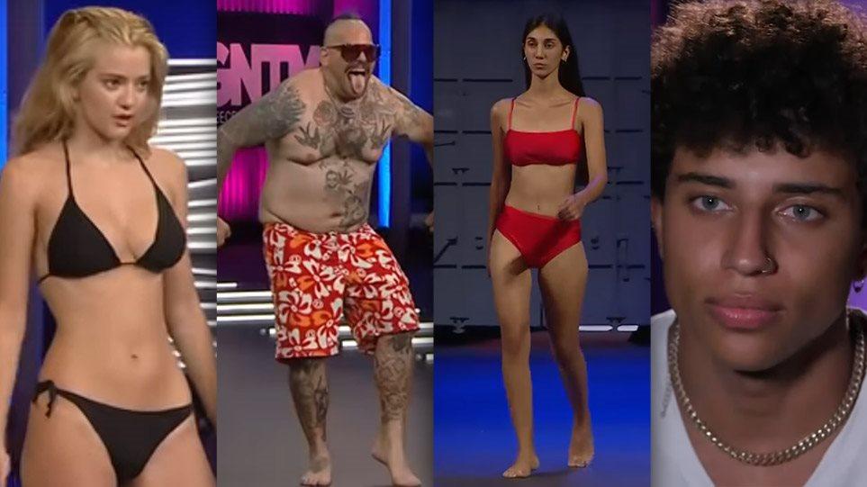 GNTM 3: Η υπέροχη Λία, ο άχαστος Τάκης, η τσιγγάνα καρδιά και ο ήρωας Ηρακλής (video)