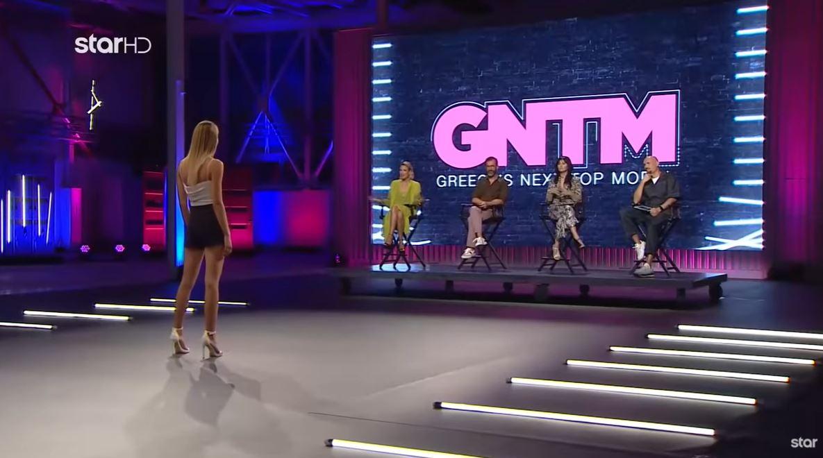 Η σέξι Χανιώτισσα στην οντισιόν του GNTM και ο διάλογος με την Καγιά (video)
