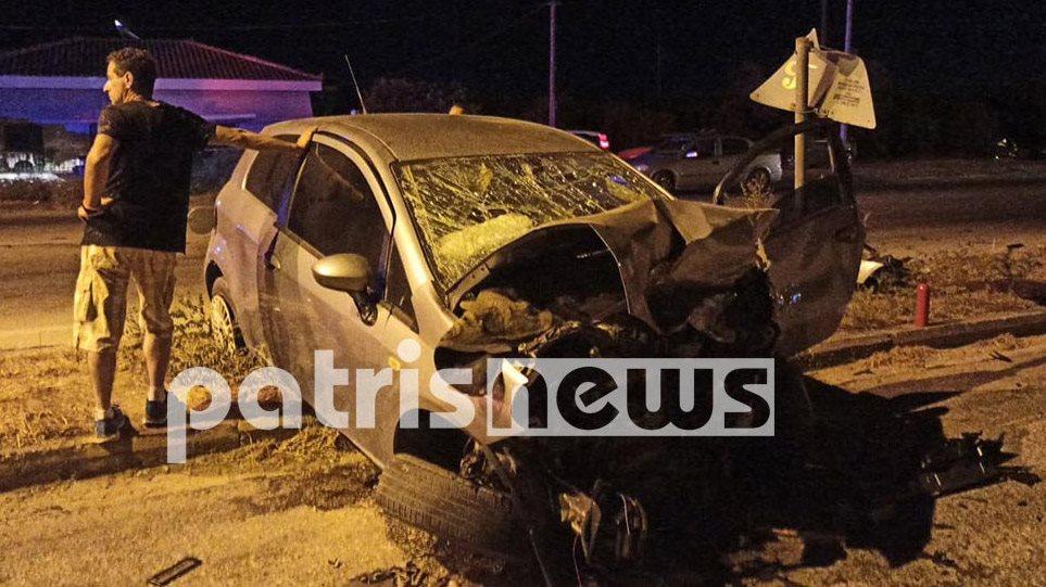 Απίστευτη τραγωδία - Νεκρό βρέφος από μετωπική σύγκρουση δύο οχημάτων (φωτο)