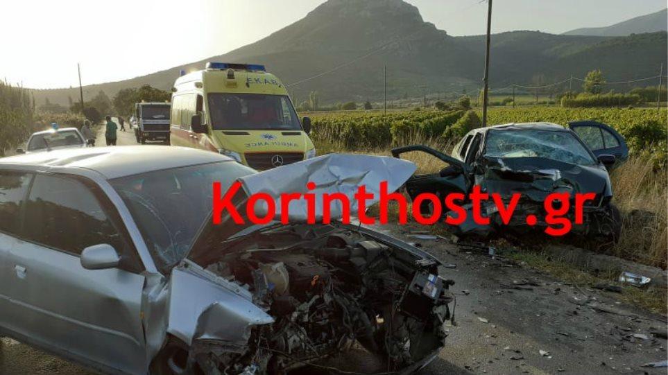 Ένας νεκρός και δέκα τραυματίες σε τροχαίο δυστύχημα (φωτο)