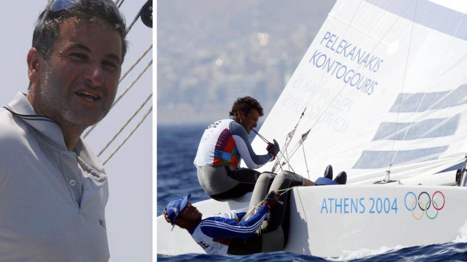 Πέθανε από κορωνοϊό ο 58χρονος Ολυμπιονίκης Λεωνίδας Πελεκανάκης