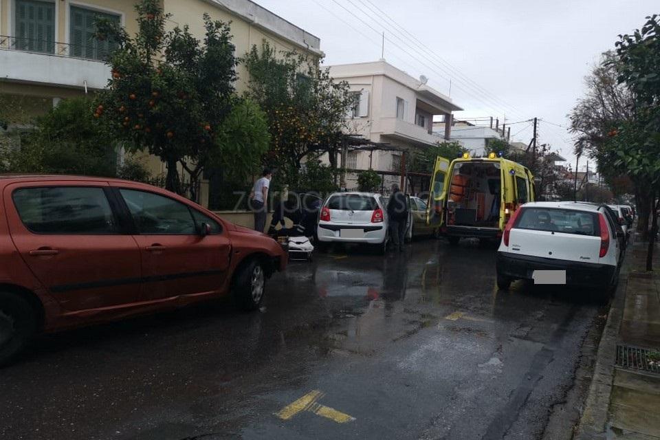 Χανιά: Τροχαίο ατύχημα στο κέντρο της πόλης - Στο νοσοκομείο μια οδηγός (φωτο)