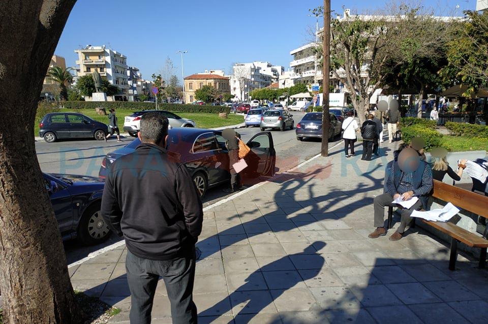Χανιά: Αιφνιδιαστικοί έλεγχοι στα ταξί των! Τι έδειξαν…(φωτο)