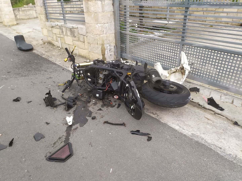 Χανιά: Σοκ - Νεκρός ένας νεαρός στον Γαλατά σε τροχαίο (φωτο)