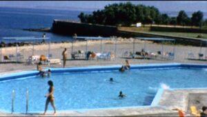 Χανιά 1976 - Στο ξενοδοχείο Ξενία (video)