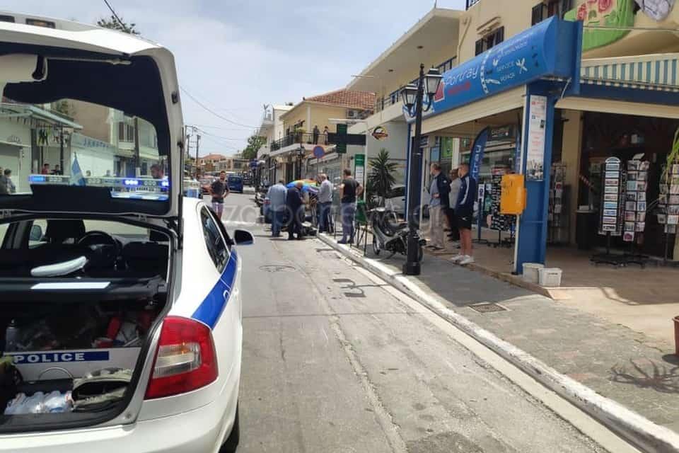 Χανιά: Νεκρός μοτοσυκλετιστής σε τροχαίο (φωτο)