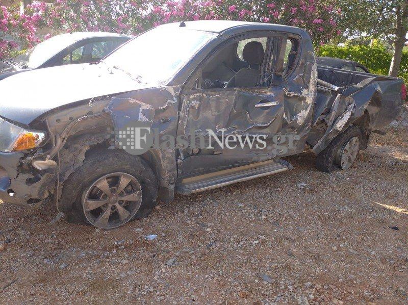Χανιά: Ξανά αίμα στην άσφαλτο - Ακόμα ένα θανατηφόρο τροχαίο με θύμα έναν 55χρονο (φωτο)