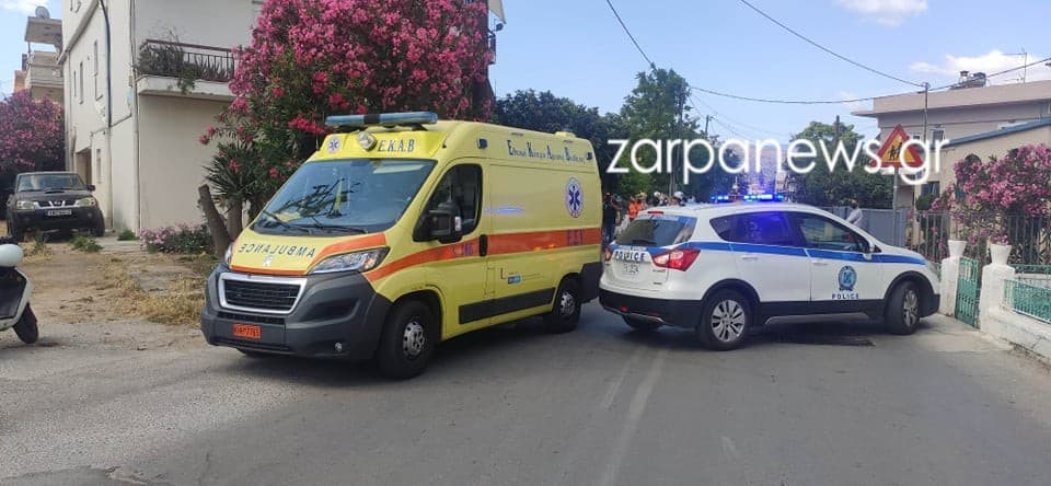 Χανιά: Συγκρούστηκαν δυο μηχανές - Στο νοσοκομείο οι οδηγοί (φωτο)