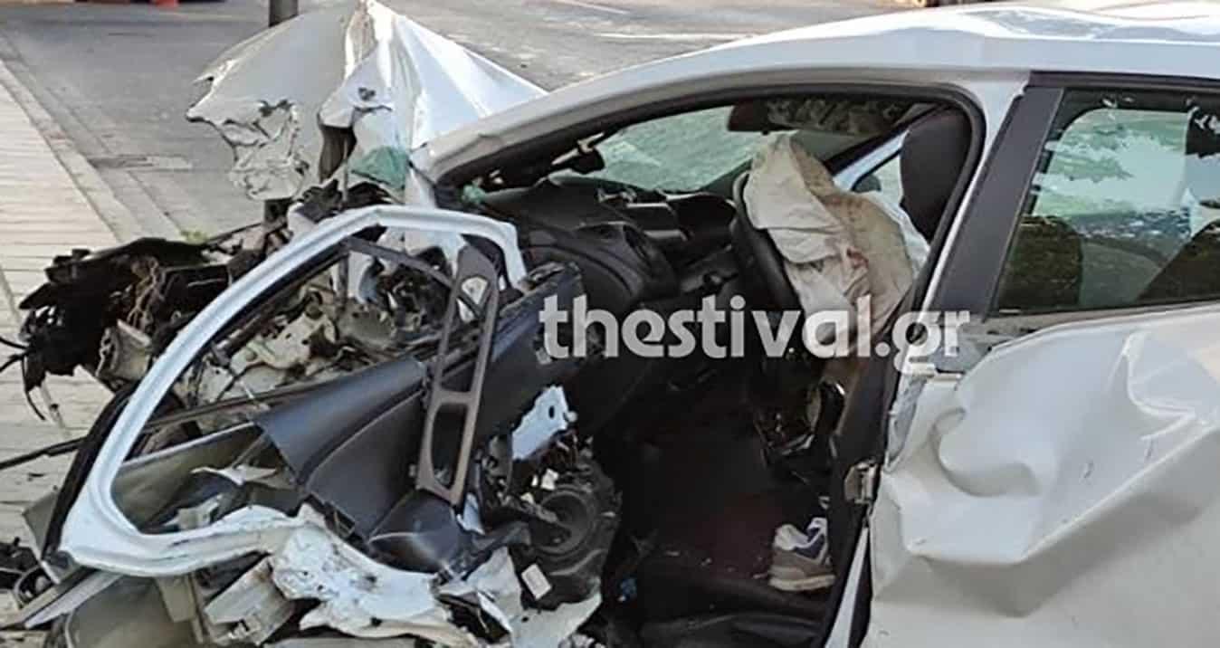 Τραγωδία - Δύο νεκροί σε τροχαίο δυστύχημα (φωτο)