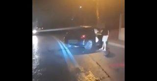 Χανιά: Τροχαίο ατύχημα το βράδυ (video)