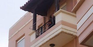 Χανιά: Γυναίκα απειλούσε να κάψει τη κόρη της μέσα στο σπίτι (φωτο)