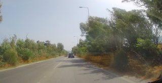 Χανιά: Ισχυροί νοτιάδες χτυπούν τον νομό - Προσοχή στις μετακινήσεις στην Εθνική Οδό!