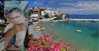 Κρήτη: Απίστευτο ψάρεψε μωρό - καρχαρία! (φωτο)