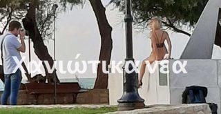 Χανιά: Γυμνή φωτογράφιση σε ιστορικό μνημείο της πόλης! (φωτο)