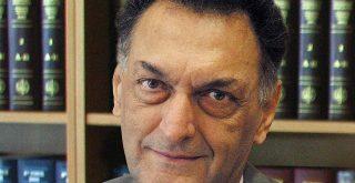 Πέθανε Χανιώτης πρώην βουλευτής και υφυπουργός Παιδείας