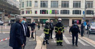 Συναγερμός στη Γαλλία: Νεκρός και τραυματίες σε επίθεση με μαχαίρι στη Νίκαια (φωτο)