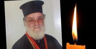 Θλίψη και οδύνη στηn εκκλησία της Κρήτης! Πέθανε ο πατήρ Νικόλαος Κοκολάκης (φωτο)