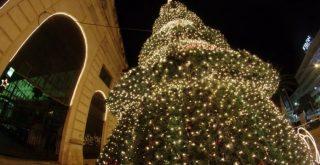 Πότε θα γίνει η φωτοδότηση του Χριστουγεννιάτικου Δέντρου του Δήμου Χανίων;