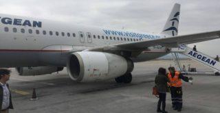 Στο Ηράκλειο αντί για τα Χανιά εξαιτίας της κακοκαιρίας πτήση της Aegean από την Αθήνα