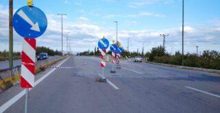 Χανιά: Κλειστή η εθνική οδός από Μουρνιές μέχρι Βαμβακόπουλο (φωτο)