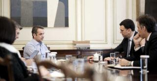 Νέα μέτρα ετοιμάζει η κυβέρνηση κατά του κορωνοϊού - Έκτακτη σύσκεψη στο Μαξίμου